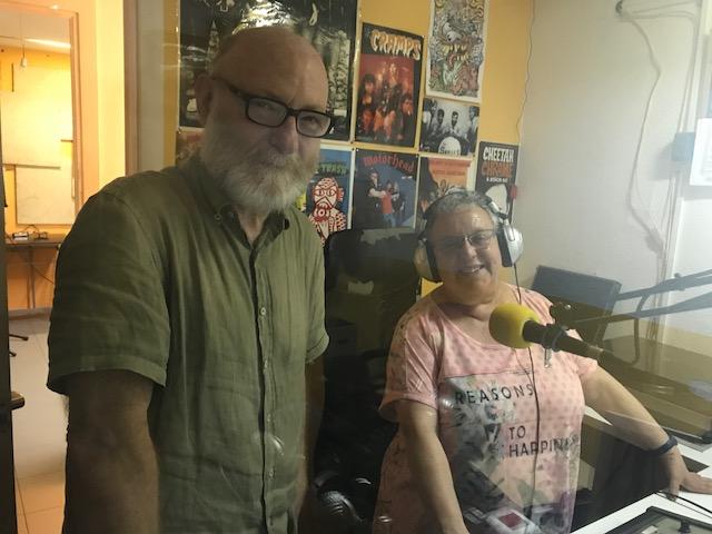 Antonio y Chus sintiendolo con oido el 24 mayo 2018-2