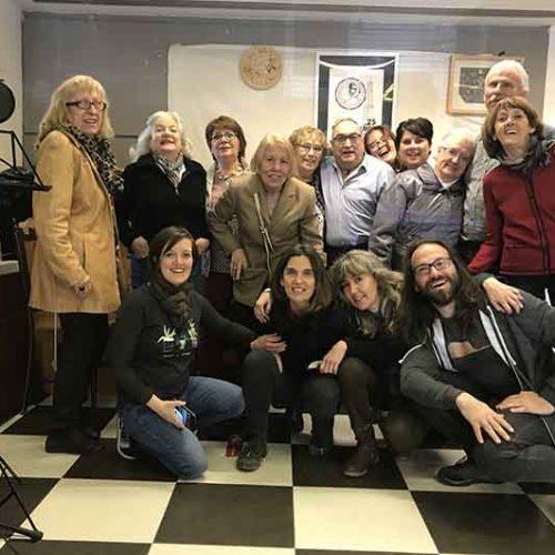 Grupo Teatro Comunitario San Jose - (Grabacion en Radio La Granja, abril 2018)