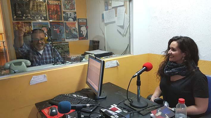 Helena Soriano en RLG - 03-05-2018