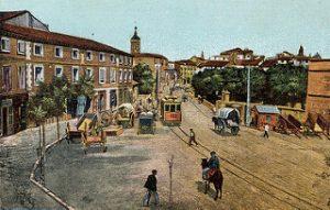 Puente de San José ca. 1905 _ _Puerta del Duque de la