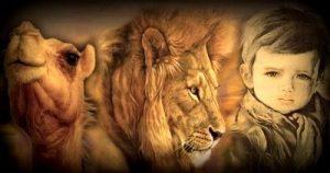 camello leon niño-web