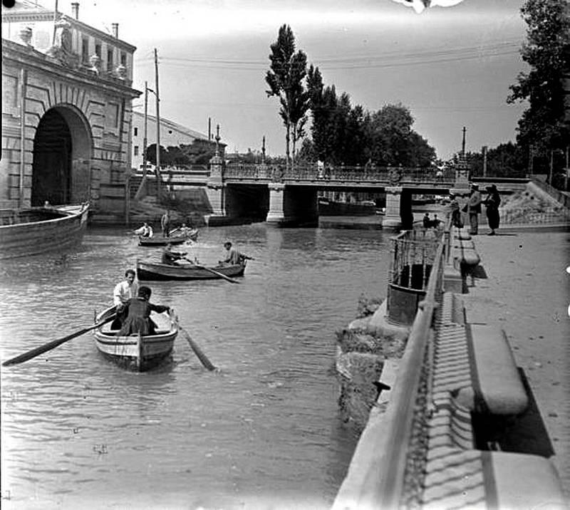Zaragoza te habla. El Puente de América