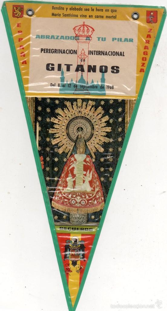 Zaragoza te habla – Peregrinación gitana de 1968
