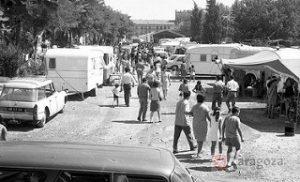 Peregrinación Gitana 1968 - Paseo del Canal