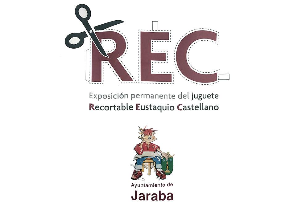 """Un día en Jaraba. Exposición del Juguete Recortable """"Eustaquio Castellano"""""""