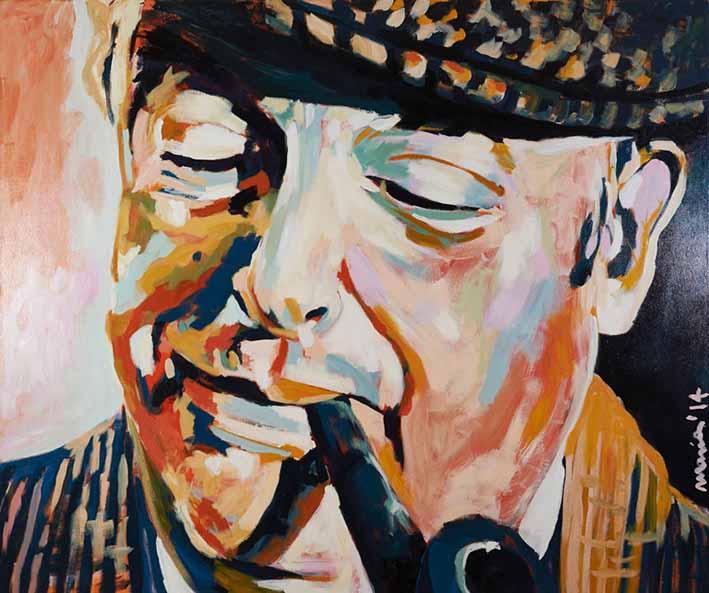 Pablo Neruda – Walking around