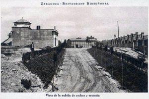 P.º de Ruiseñores 1930