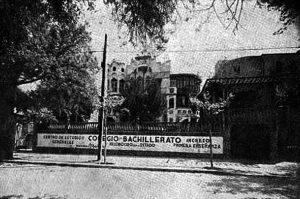 P.º de Ruiseñores 1950