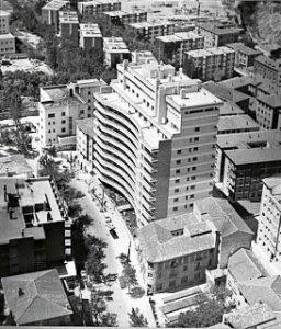 P.º de Ruiseñores 1968