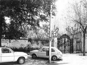 P.º de Ruiseñores 1980