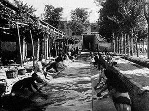 1920-Lavadero de Modesto Andrés años 20