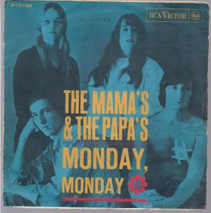 4 - The Mamas and The Papas