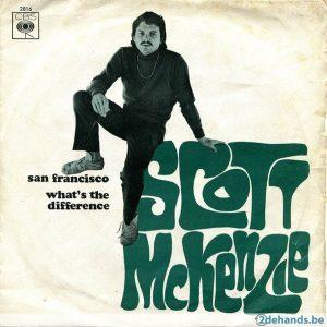 5 - Scott Mckenzie - San francisco