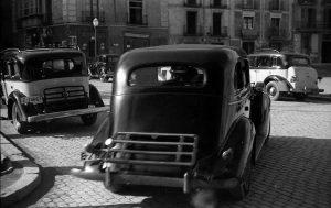 Plaza del Pilar 1950