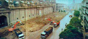 Plaza del Pilar 1990