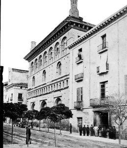 1875 - Lonja-Ayuntamiento