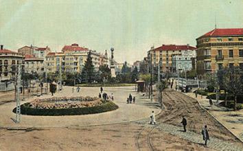 Zaragoza te habla. La perdida Plaza de Aragón