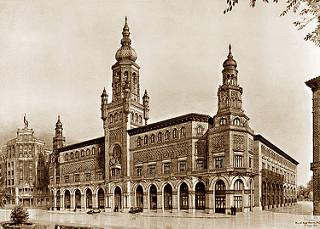 1930 - Proyecto Ayuntamiento
