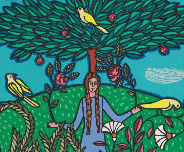 Las semillas del corazón – Lírica hebrea – CANTAR DE LOS CANTARES