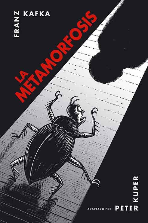Nada más que libros – La Metamorfosis