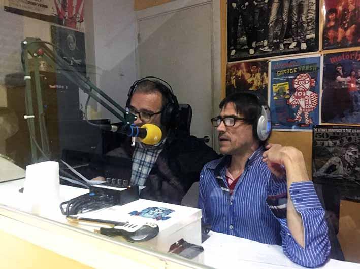 Charrada del 31 enero 2019 - Manuel y Bati