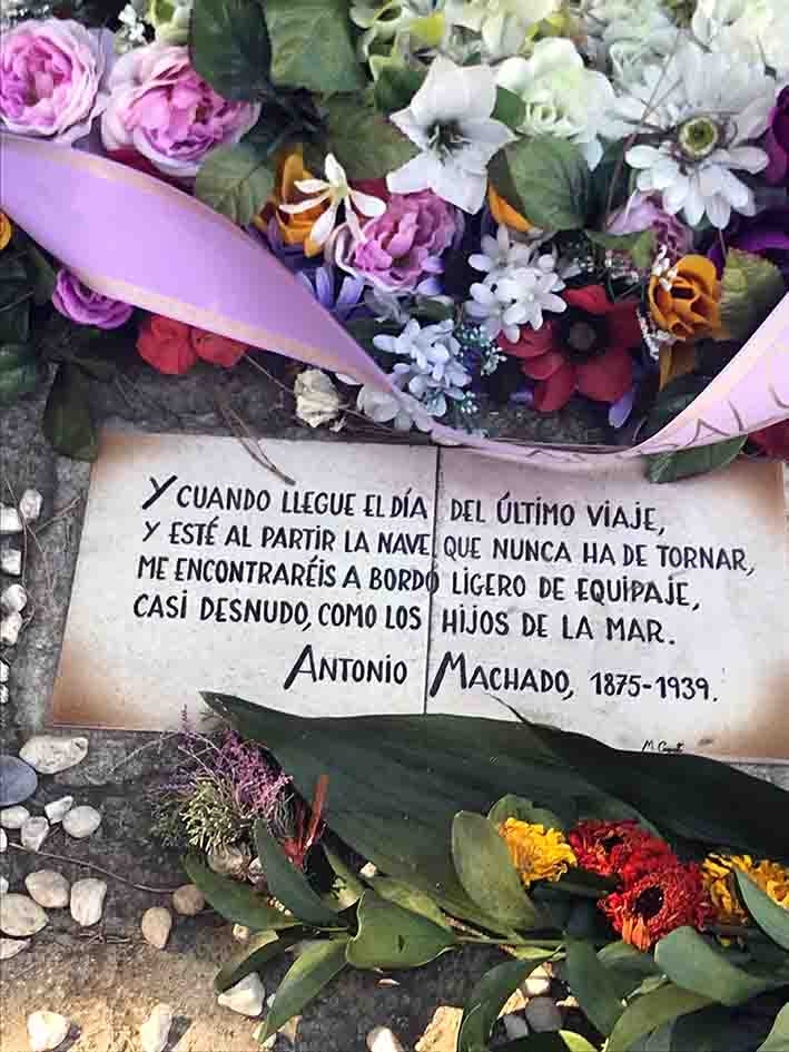 Antonio Machado. Emoción y crítica