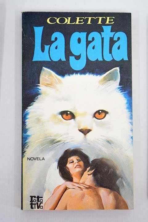 Nada más que libros – La gata (Colette)