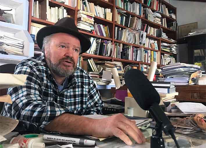 José Luis Ona – Arqueólogo – (entrevista)