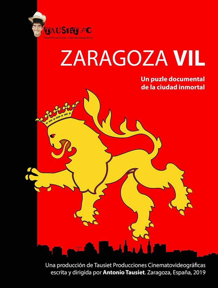 Antonio Tausiet – Zaragoza Vil