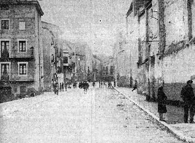 Zaragoza te habla – La calle del Conde Alperche