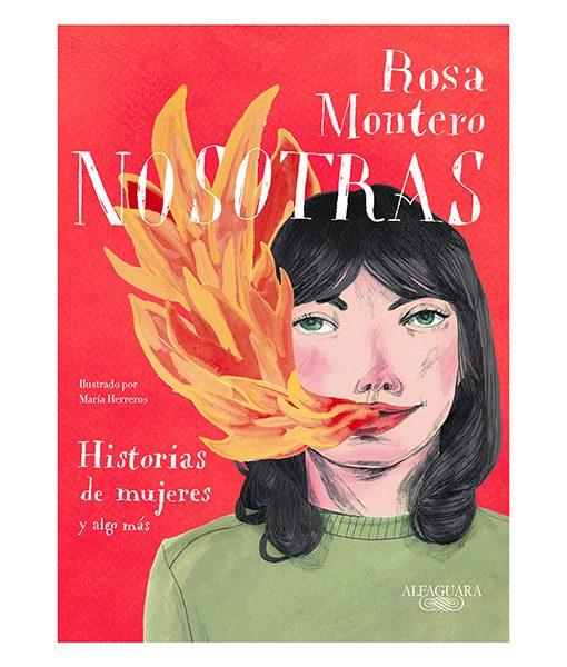 Nada más que libros – Historias de mujeres (Rosa Montero)