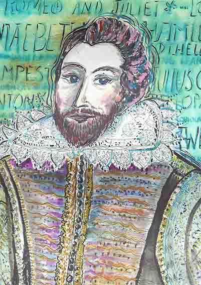 Nada más que libros – William Shakespeare: El maestro