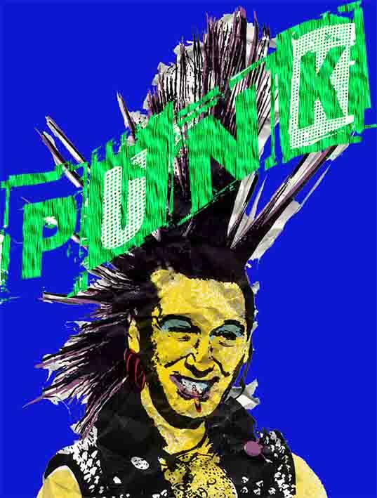 Nada más que música – El Punk. Antecedentes