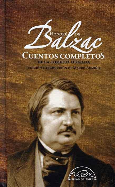 Nada más que libros – Honoré de Balzac