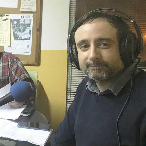 Jose Luis Arribas (12 marzo 2020
