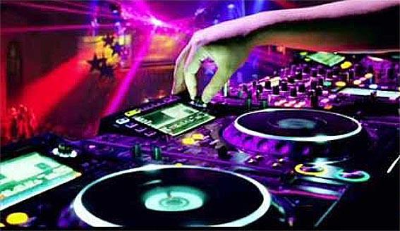 Nada más que música – La discoteca