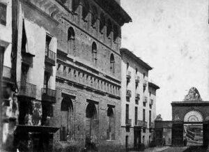 1862 - Puerta del Ángel