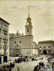 1900 - Plaza de San Felipe