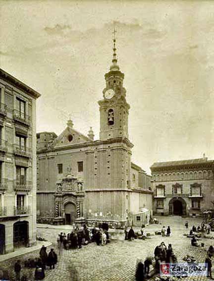 Zaragoza te habla – La Plaza de San Felipe