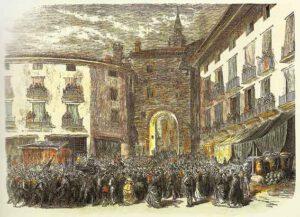 1868 - Puerta de Valencia