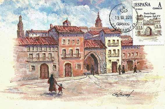 1800 - Puerta Cinegia