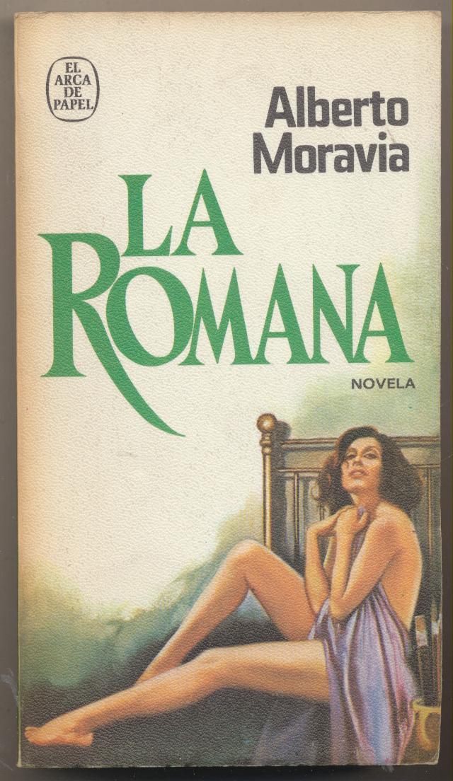 Nada más que libros – La Romana (Alberto Moravia)