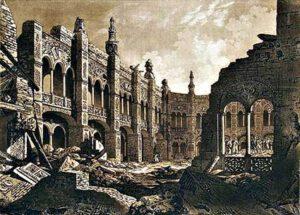 1808-Claustro de Santa Engracia