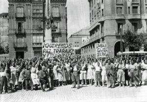 1934 - Cenotafio funcionarios asesinados