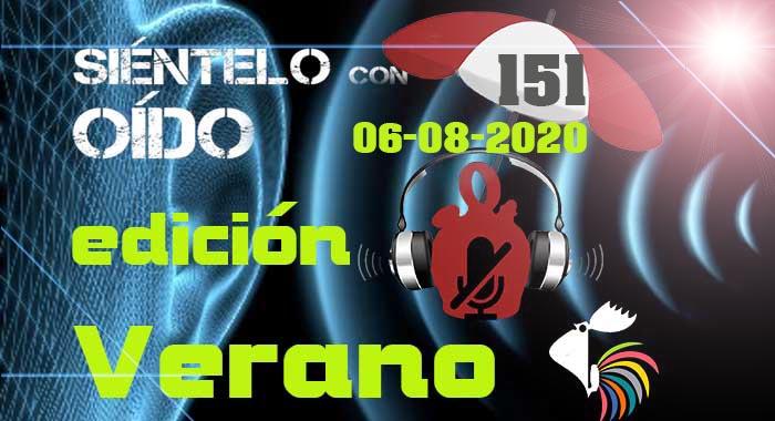 SCO - CARTEL 151 edicion verano 2020
