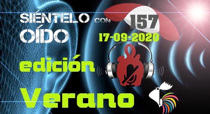 SCO - CARTEL 157 edicion verano 2020