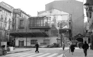 1974 - Plaza Salamero (Bar Pozal)