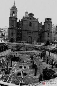 1974 - Plaza Salamero-aparcamiento subterraneo