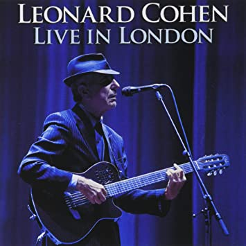 Cohen-Live in London