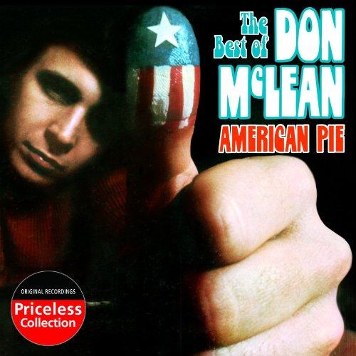 Nada más que música – Don Mclean (American Pie)